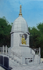 仏塔イメージ1